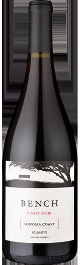 2019 Bench Sonoma Coast Pinot Noir