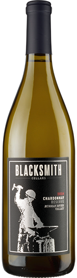 2018 Blacksmith Russian River Valley Reserve Chardonnay