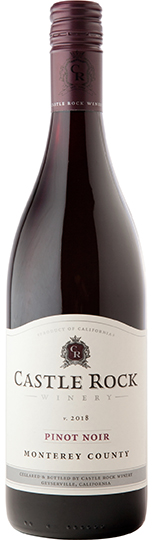 2018 Castle Rock Monterey County Pinot Noir