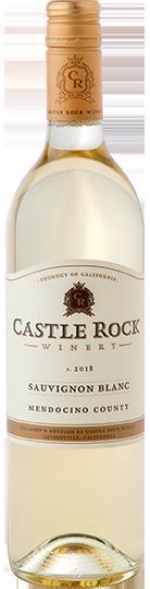 2018 Castle Rock Mendocino County Sauvignon Blanc