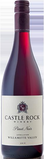2019 Castle Rock Willamette Valley Pinot Noir