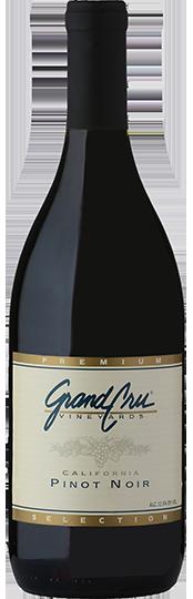 2016 Grand Cru Vineyards California Pinot Noir