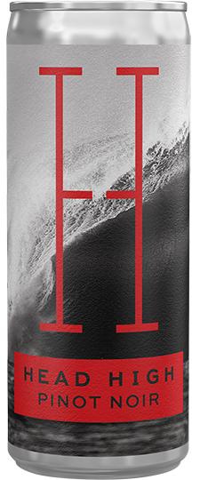 【品切れ】NV ヘッド・ハイ カリフォルニア ピノ・ノワール (250ml x 24本入り)