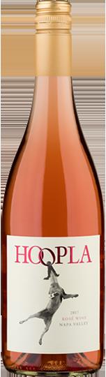 2017 Hoopla Napa Valley Rose Wine