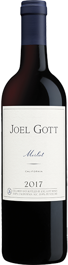 2017 Joel Gott California Merlot