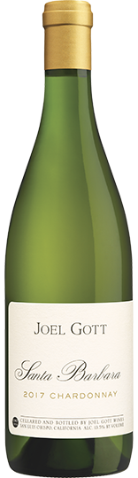 2017 Joel Gott Santa Barbara County Chardonnay