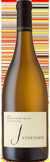 2018 J Vineyards & Winery Russian River Valley Chardonnay