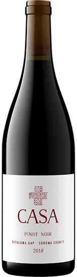 2018 Casa Petaluma Gap Pinot Noir