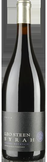 2014 Leo Steen Upper Scala Vineyard Syrah