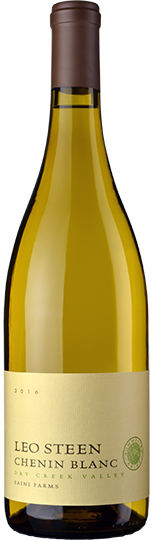 2016 Leo Steen Saini Farms Chenin Blanc