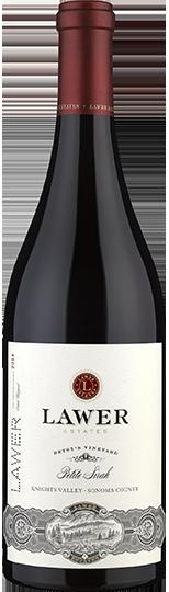 2014 Lawer Betsy's Vineyard Petite Sirah