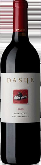 2018 Dashe Vineyard Select Zinfandel