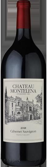 2018 Ch. Montelena Napa Valley Cabernet Sauvignon (1.5L)