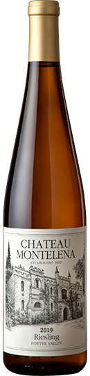 2019 Ch. Montelena Potter Valley Riesling