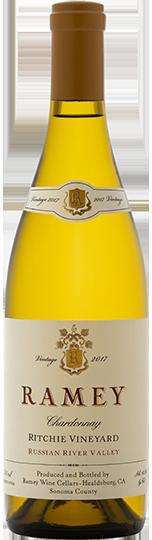2017 Ramey Ritchie Vineyard Chardonnay