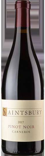 2017 Saintsbury Carneros Pinot Noir