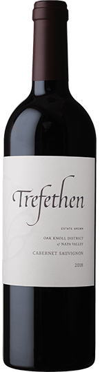 2018 Trefethen Estate Napa Valley Cabernet Sauvignon