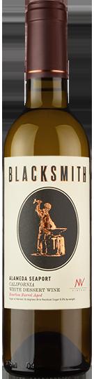 NV ブラックスミス アラメダ・シーポート ホワイト・デザート・ワイン バーボン・バレル・エイジド  (375ml)