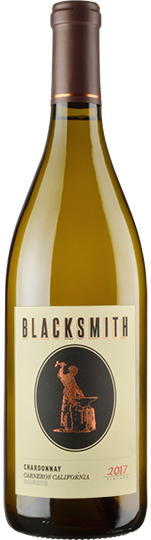 2017 Blacksmith Carneros Reserve Chardonnay
