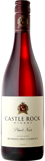 2019 Castle Rock Mendocino County Pinot Noir