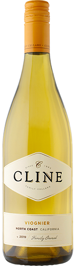 2019 Cline North Coast Viognier