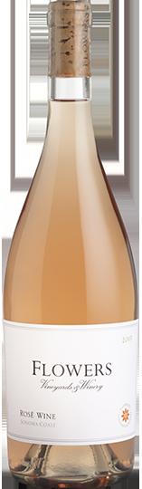 2019 フラワーズ ソノマ・コースト ロゼ・ワイン