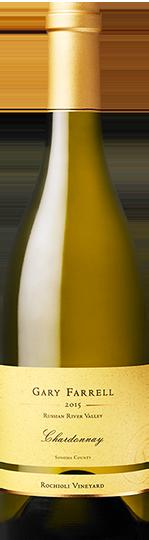 2015 Gary Farrell Rochioli Vineyard Chardonnay