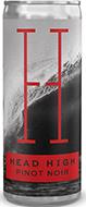 NV ヘッド・ハイ カリフォルニア ピノ・ノワール (250ml x 24本入り)