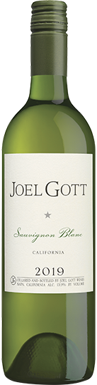 2019 Joel Gott California Sauvignon Blanc
