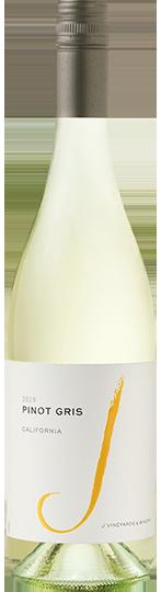 2019 J Vineyards & Winery California Pinot Gris