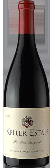 2015 Keller La Cruz Vineyard Sonoma Coast Pinot Noir
