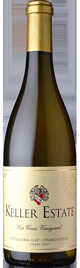 2017 Keller La Cruz Vineyard Petaluma Gap Chardonnay