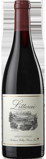 2018 Littorai Savoy Vineyard Pinot Noir