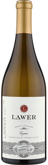 2018 Lawer Betsy's Vineyard Viognier