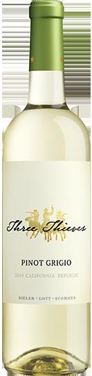 2019 Three Thieves California Pinot Grigio